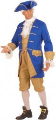 Engelse kolonist kostuum voor heren