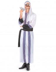 Arabische Sjeik kostuum voor mannen