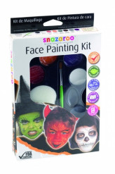 Make-up van Snazaroo voor Halloween