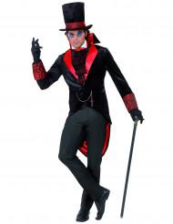 Dracula graaf kostuum voor mannen