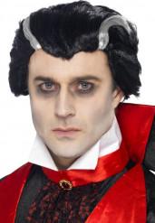 Halloween vampierenpruik voor mannen