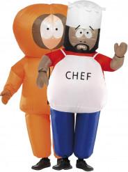 Kostuum van Kenny en Chef van South Park™ voor koppels