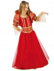Middeleeuwse vrouw kostuum voor meisjes