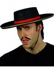 Spaanse hoed voor volwassenen