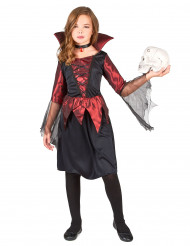 Halloweenvampierenkostuum voor meisjes