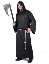 Luguber Magere Hein kostuum voor mannen