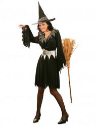 Halloween toverheks kostuum voor dames