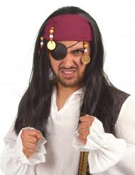 Piratenpruik voor vrouwen