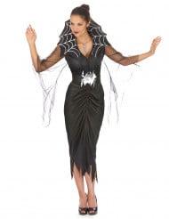 Spinnen kostuum voor vrouwen Halloween
