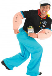 Popeye™-kostuum voor mannen