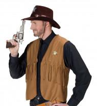 Cowboyrangerpistool van 26 cm lang