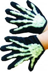 Skelet handschoenen voor kinderen