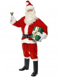 Kerstmanpak met accessoires voor mannen