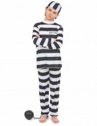 Gevangene boevenpak voor kinderen