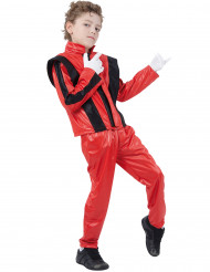Popster outfit voor jongens