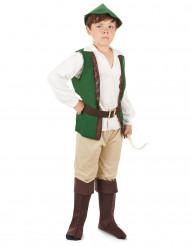 Woudman kostuum voor jongens