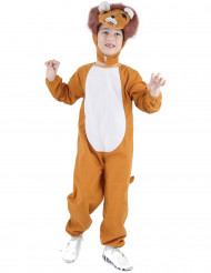 Leeuwenkostuum voor kinderen