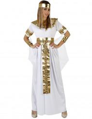 Kostuum van een Egyptische keizerin voor vrouwen