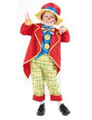 Clownspak voor jongens