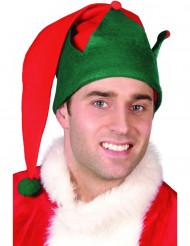 Muts van kerstelf voor volwassenen