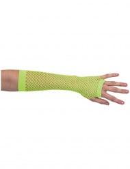 Groene handschoenen voor Saint-Patrick's Day voor vrouwen