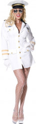 Officierskostuum uit Top Gun™ voor vrouwen