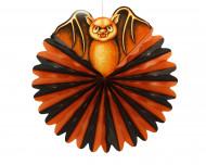 Decoratieve bol met vleermuis voor Halloween