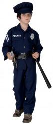 Amerikaanse politie agent outfit voor kinderen