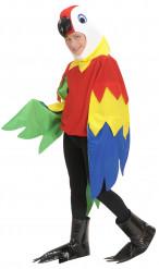 Papegaaienpak voor jongens