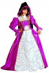 Kostuum gravin voor meisjes