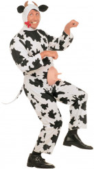 Grappige koeien outfit voor volwassenen