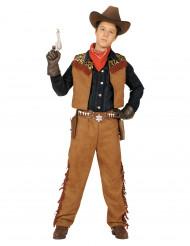 Cowboykostuum jongen