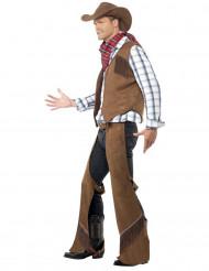 Cowboy wilde westen kostuum voor mannen