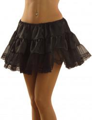 Zwarte rok voor volwassenen