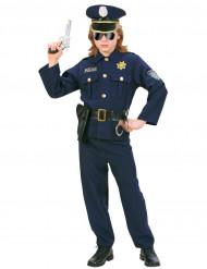 Politie agent kostuum voor jongens