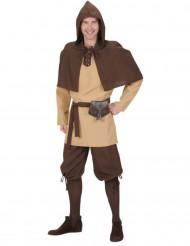 Middeleeuws avonturier kostuum voor mannen