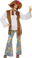Hippiekostuum voor dames