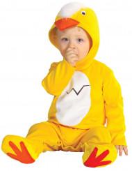 Kuiken kostuum voor baby