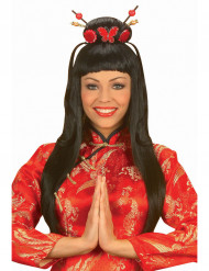 China girl pruik voor vrouwen