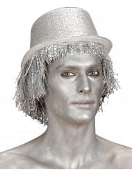 Zilverkleurige grimeercrème