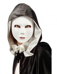 Anoniem wit masker voor volwassenen