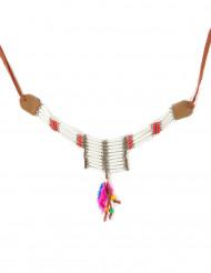 Indiaanse halsketting voor dames