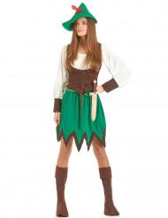 Robin Hood kostuum voor vrouwen