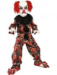 Angstaanjagend Halloweenclownspak voor kinderen