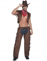 Sexy cowboypak voor mannen