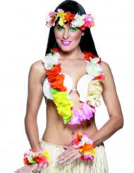 Veelkleurige Hawaïkit voor vrouwen