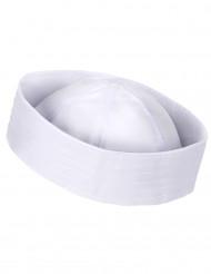 Witte matrozen hoed