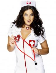 Verpleegsterstethoscoop