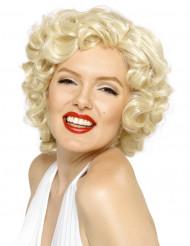 Blonde Marilyn Monroe™ pruik voor vrouwen