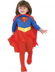 Supergirl™ jurkje met cape voor meisjes